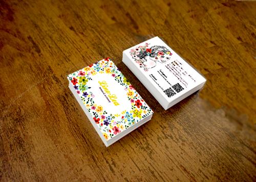 ショップカード製作